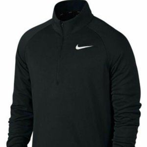 Nike Men's Dri-Fit Black Long Sleeve Size XL New!